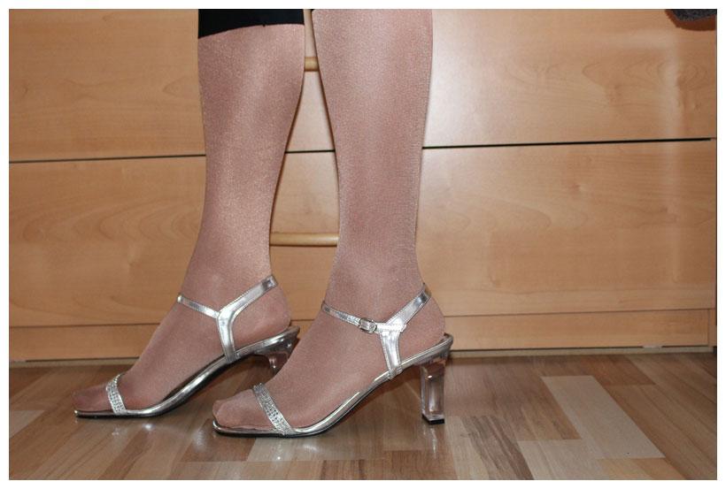 pleaser sandaletten gr 41 us11 high heels pumps romance 311 silber 2204 ebay. Black Bedroom Furniture Sets. Home Design Ideas